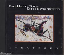 BIG HEAD TODD & THE MONSTERS - Strategem - CD 1994 NEAR MINT CONDITION