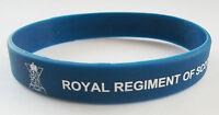 ROYAL REGIMENT OF SCOTLAND SILICONE WRISTBAND