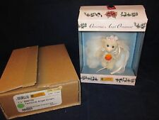 STEIFF Christmas Ornament 2002 Angel ~ NEW in BOX