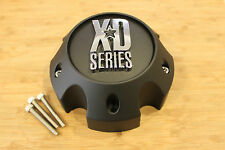 KMC XD Series 796 797 798 Matte Black 5 Lug Wheel Rim Center Cap 1079L145A