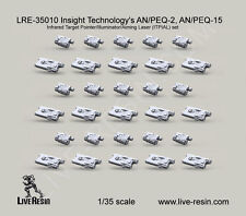Live Resin 1/35 LRE-35010 Insight Technology's AN/PEQ-2, AN/PEQ-15