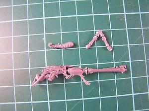 Dark Eldar Scourges Dark Lance (bits auction) 40K, Games Workshop