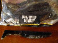 Leurre peche Storm Pro Jointed Minnow articulé BKPT X8