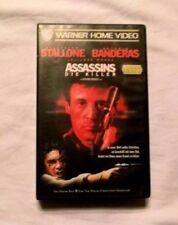 PAL Format Filme auf mit Sylvester Stallone VHS-Kassetten