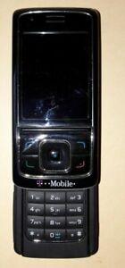Nokia 6288 slide, schwarz, altes Mobiltelefon