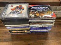 Lot of 27 assorted PC computer games—POP CAP/BIG FISH—Misc—Used