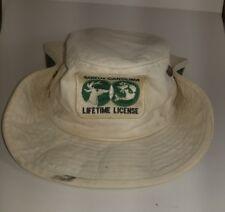 55f12a794b0 ... Cotton Duck Canvas Hat 7 1 4.  29.99. Vintage Tilley Hat South Carolina  Lifetime License Patch