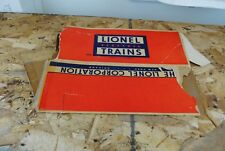 Lionel 494 Rotary Beacon box only