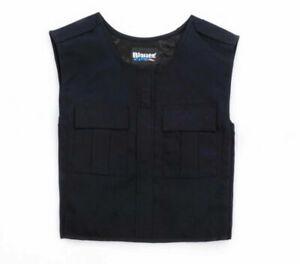 Blauer Wool Blend ArmorSkin XP Vest 8470– MED REG Black