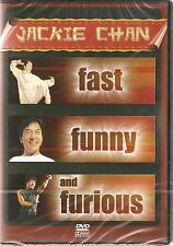 NEU: Jackie Chan - Fast, Funny and Furios; Eastern-Doku; Leben + Interviews