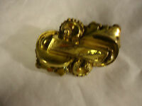 Victorian Gold filled Pin  (#448)
