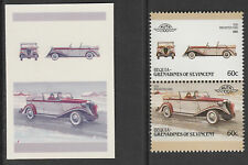 Bequia 3598 - 1986 CARS - 1935  BREWSTER FORD  CROMALINCOLOUR  PROOF