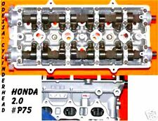 HONDA CRV Acura Integra 2.0 DOHC #P75 CYLINDER HEAD 98-01  REBUILT ***