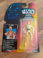 Star Wars Power of The Force C-3po Action Figure Kenner 1995 T3103