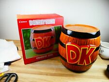 Donkey Kong Cookie Jar super mario officiel nintendo Nouveauté Biscuit Stockage