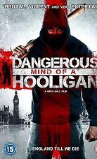 Dangerous Mind of a Hooligan England Football DVD Simon Phillips New Original UK