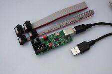 Diamex ISP USB Programmer für ALL Atmel AVR , XMEGA , ATMEGA , ATtiny Controller