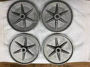 Cushman Trackster Bogie Wheels (4pcs)