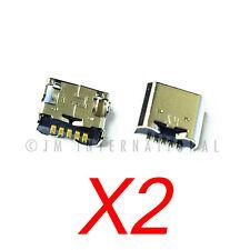 2X LG UK495 VK810 V700 V521 V930 MS550 V495 V496 USB Charger Charging Port Dock