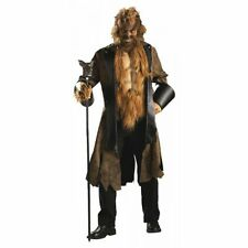 Beauty and the Beast or Big Mad Wolf Adult Costume