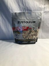 Rust-Oleum Epoxy Shield Decorative glacier gray chips