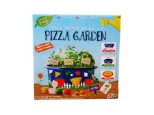 Grafix Grow and Decorate Your Own Pizza Garden- Gardening- Craft Sets - Creative