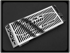 Polished Radiator Grill for SUZUKI GSX1400, SPECIAL EDITION GSX 1400 SE