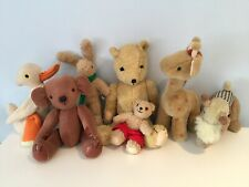 Jane Hissey Old Bear Collectible Teddy Bear Collection