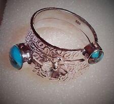 Handmade Blue Turquoise Fine Rings