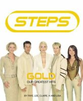 """(Very Good)-""""Steps"""" Gold: Our Greatest Hits - The Official Book (Hardcover)-Step"""