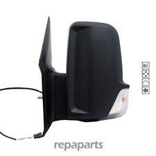 Außenspiegel Links Elektrisch Beheizbar für MB Sprinter W906 / VW Crafter