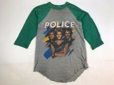 Vintage The Police Synchronicity 1983-1984 Tour T-Shirt Size Large