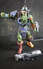 2002 MOTU Samurai Man AT Arms 200x / He Man / Manttel