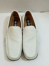Mens Shoes Clothing Leather Loafers Casual Shoes Made in Italy SZ 10.5 D