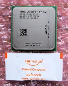 AMD Athlon 64 X2 4400+ ADO4400IAA5DO Dual-Core 2.3GHz Socket AM2 Processor CPU