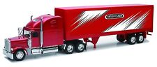 Freightliner 6x4 red with semi rigid box freightliner marking, new12783,