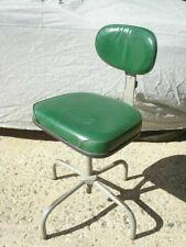 Vintage Cramer Industrial Office Chair Green