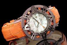 Ladies Xoskeleton 41mm Superlative Star Swiss Quartz Rustic Orange Watch