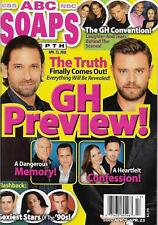 ABC Soaps In Depth Magazine - April 23, 2018 - General Hospital Preview!
