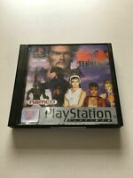 Sony PlayStation 1 Tekken 2  PAL - Complete with manual - TESTED