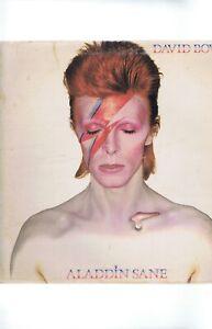 David   Bowie  ,   Aladdin   Sane