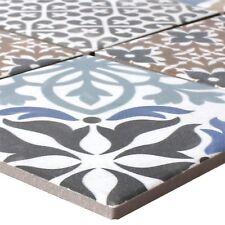 Keramik Mosaikfliesen Campeche Zementoptik