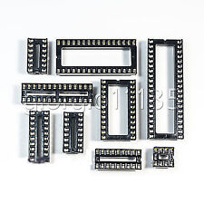 "2 PCS SM SMT 32 PINS IC SOCKET FOR SOIC32 SOP32 SOIC-32 SOP-32-0.3/""  ROW SPACE"