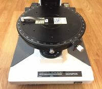 Olympus BH2 BHS Polarizing Microscope Rotatable Stage Lovely Condition