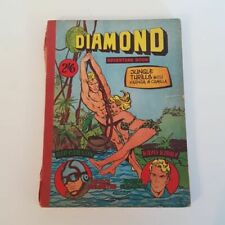 DIAMOND ADVENTURE BOOK 1950s Comic Strips - Rip Carson & Kayo Kirby
