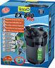 Tetra EX 800 plus filtre extérieur avec Matériau de filtre NEUF & 3 ans garantie