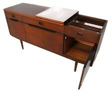 Modern Dark Wood Credenza : Dark wood tone credenzas for sale ebay