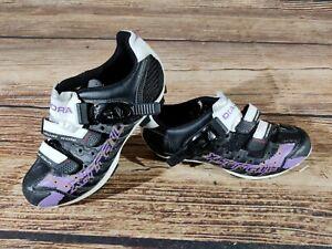 DIADORA X-Trail Cycling MTB Shoes Mountain Bike Boots 2 Bolts Ladies EU38 US7