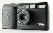 Excellent+++ Ricoh GR1s Black 35mm Point & Shoot Film Camera From Japan