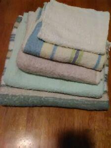 5 Bath Towel Assortment Set